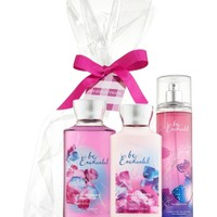 Be Enchanted The All New Daily Trio    - Signature Collection - Bath & Body Works