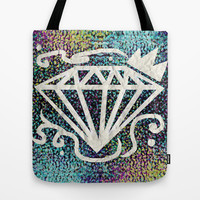 Old Rich Tote Bag by Ben Geiger