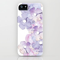*** Watercolor Fantasia Flower *** iPhone & iPod Case by Monika Strigel for iphone 5c + 5s + 5 + 4s + 4 + 3gs + 3g + ipod + samsung galaxy !