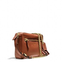 Coach :: LEGACY FLIGHT BAG IN LEATHER