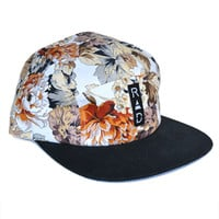 Radisrad Autumn 5 Panel Hat in Floral