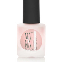 Matte Nails in Sober - New In This Week - New In - Topshop