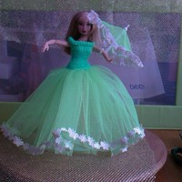 Handmade Outfit for Barbie Doll    SEE SPECIAL OFFER   (nannycheryl original)771