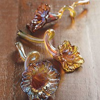 Hand-Blown Glass Flower - VivaTerra