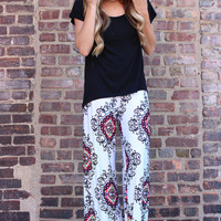 Once Upon a Time Palazzo Pants