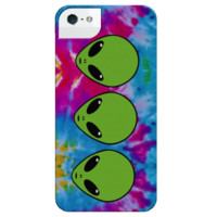 TRIPPY ALIEN IPHONE CASE*