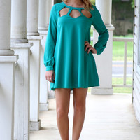 Mod Squad Shift - Teal | Hazel & Olive