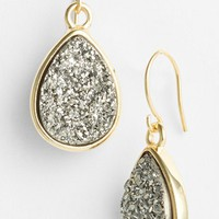 Marcia Moran Small Drusy Teardrop Earrings | Nordstrom