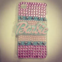 Pastel Pink Barbie IPhone Case