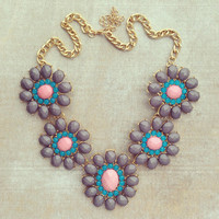 Pree Brulee - Rainy Romances Necklace