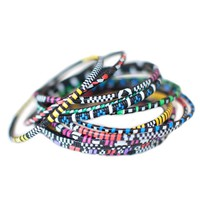 Poketo Mali Bangles - Set of 6