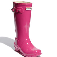 Hunter 'Original Gloss' Rain Boot (Little Kid & Big Kid) | Nordstrom
