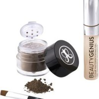 Anastasia Beverly Hills Brow Genius Kit Medium Brown Ulta.com - Cosmetics, Fragrance, Salon and Beauty Gifts