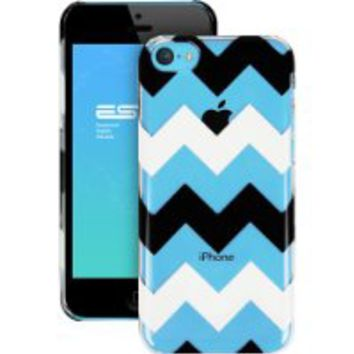 ESR the Beat Series Clear Back Cover Snap on Case for iPhone 5C (Zagz)