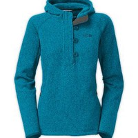 The North Face Women's Shirts & Tops WOMEN'S CRESCENT SUNSET HOODIE