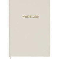 White Lies Notebook
