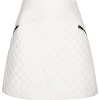 Petite Quilted Aline Skirt - New In This Week  - New In