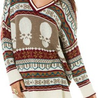 JEN'S PIRATE BOOTY HOBO BLUES SWEATER | Swell.com