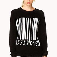 Fresh Barcode Sweater