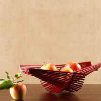 Collapsible Basket - Folding Chopstick Basket - Gaiam