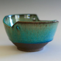 Small Handmade Ceramic Modern Bowl