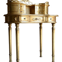 Adelle Ladie's Desk by Fabulous and Baroque at Gilt