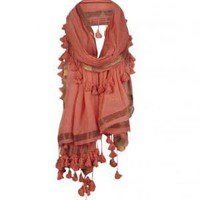 All Saints Bedouin Scarf