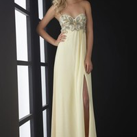 Jasz Couture Dress 5006 at Peaches Boutique