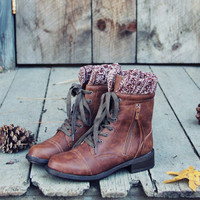 Snowhaven Sweater Boots