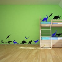 Dinosaur Vinyl Wall Decal Art Decor Sticker
