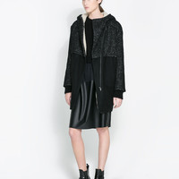 COMBINATION COAT - Coats - WOMAN | ZARA United States