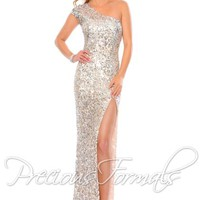 Precious Formals P9073 at Prom Dress Shop