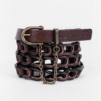 G-Star Raw Elin Leather Belt :: tobi