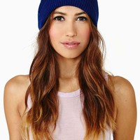 Night Flicker Beanie