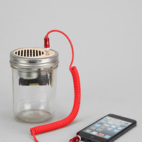 Trash Amps Mason Jar Portable Speaker - Urban Outfitters