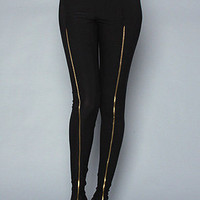 Karmaloop.com - Global Concrete Culture - The Full Zip Legging by Ntice