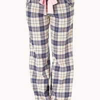 Cozy Plaid PJ Pants