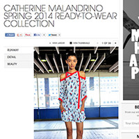 Press | Official Catherine Malandrino Website