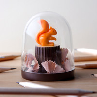 LAST LOG SQUIRREL PENCIL SHARPENER