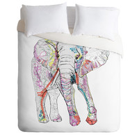 DENY Designs Home Accessories | Casey Rogers Elephant 1 Duvet Cover