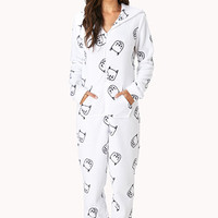 Cool Cat PJ Onesie