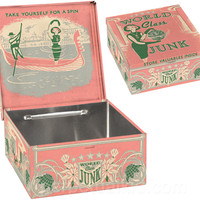 WORLD CLASS JUNK CIGAR BOX