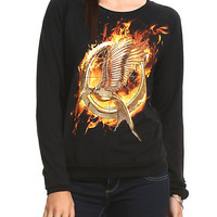 The Hunger Games: Catching Fire Mockingjay Girls Pullover Top | Hot Topic