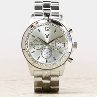 AEO SILVER CHRONOGRAPH WATCH