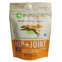 Pet Naturals Vermont Hip Joint for Large Dogs