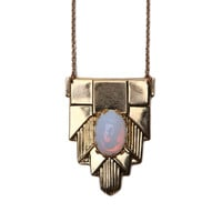 Flapper Deco Necklace