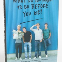 'What Do You Want to Do Before You Die?' Book | Nordstrom