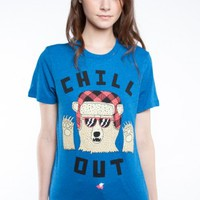 Glamour Kills Clothing - Girls Chill Out Tee