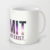 The Limit Does Not Exist - Mean Girls quote from Cady Heron Mug by AllieR