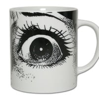 COSPA | mug of white face fear [fear] | Cospa of character goods and apparel production sale